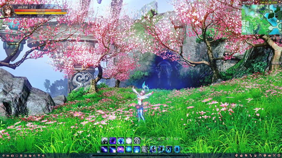 《仙侠世界2》游戏截图
