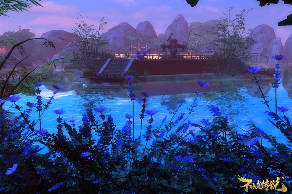 《不败传说》游戏截图