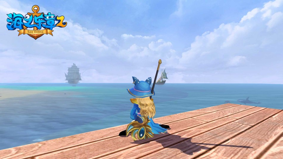 《海之乐章2》游戏截图