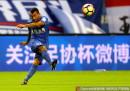 [足協杯]上海申花0-0山東魯能