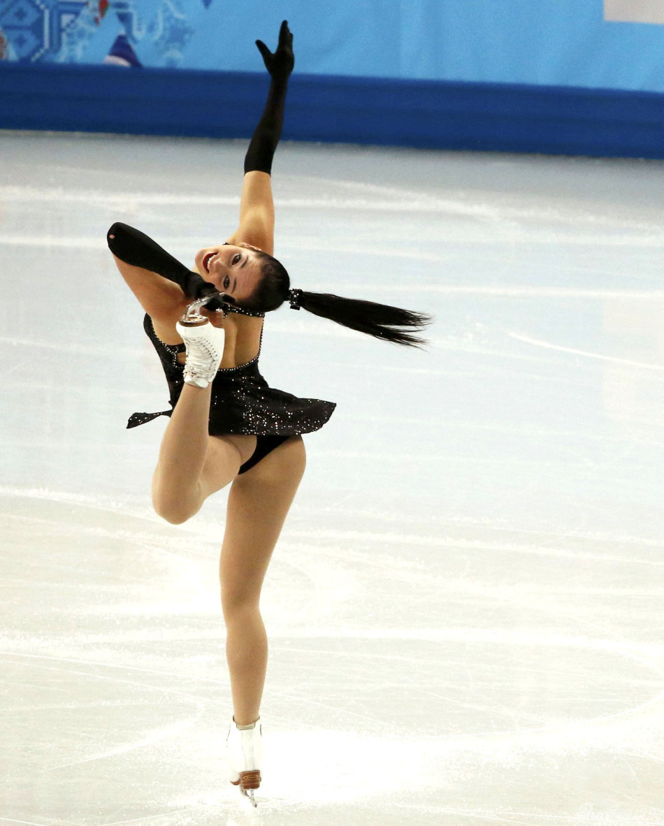 Ice skate ass butt pictures