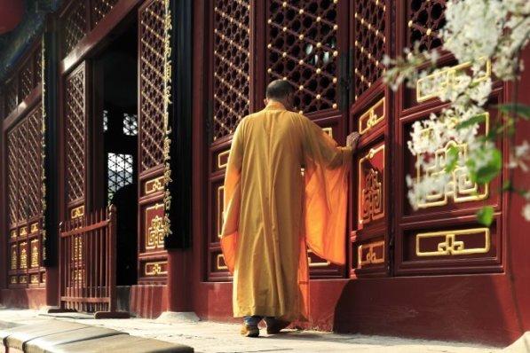 北京法源寺绝美的古刹芳华