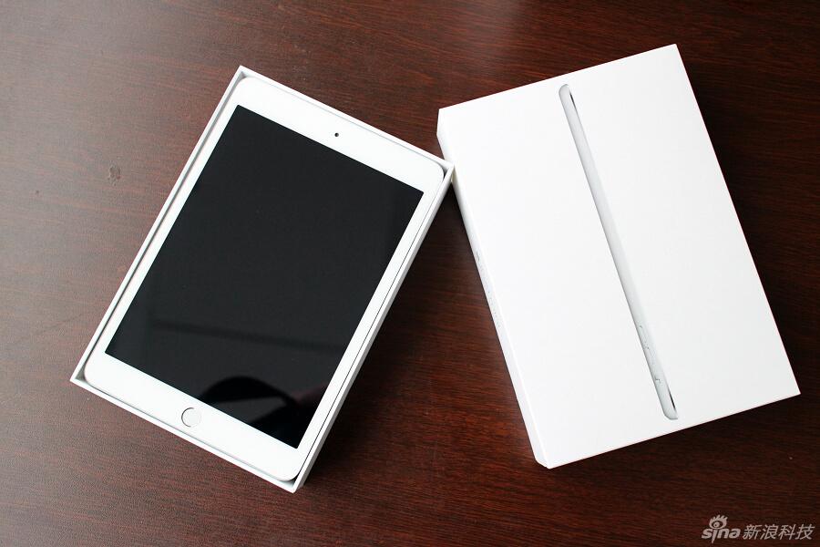 iPad Air 2及mini 3行货版开箱图赏的照片 - 23