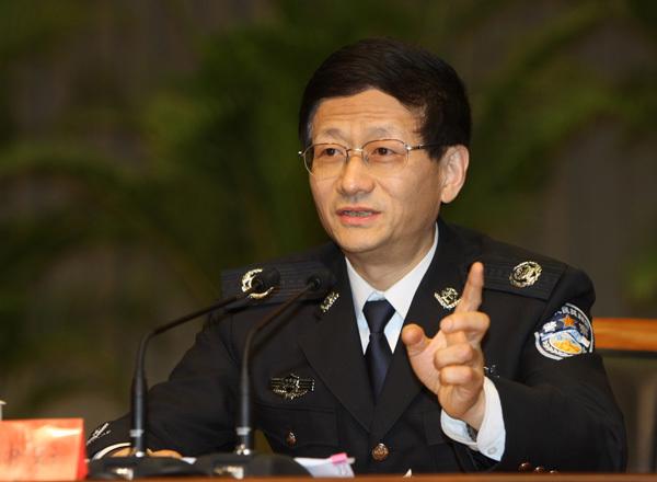 现任公安部长是谁_盘点中国历任公安部部长 谁被开除党籍?   氧分子网