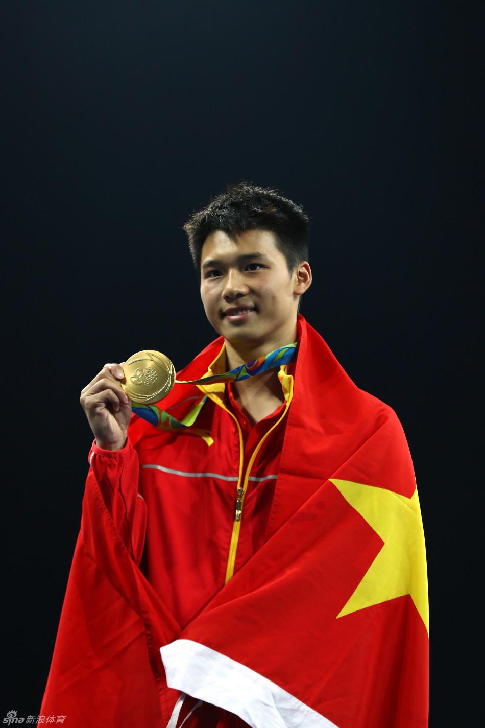 陈艾水_男子10米台跳水 中国选手擒获第24金 创历史