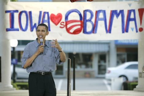 麦凯恩和奥巴马非法从海外筹款