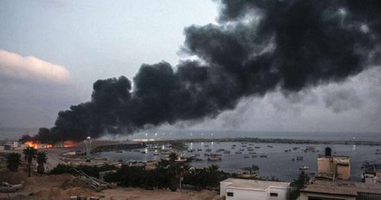 巴以冲突中东地�_本周,从以色列到伊拉克,中东战火持续不断,巴以冲突更是有愈演愈烈之
