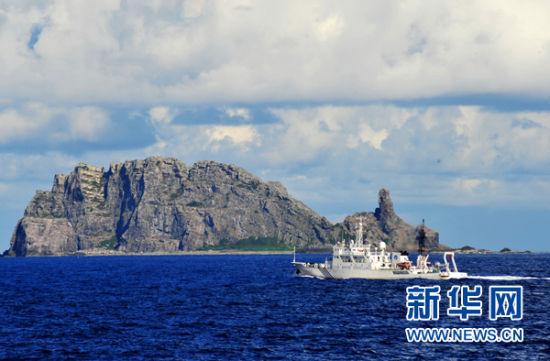 """日本购岛事件_分析称日本""""购岛""""闹剧凸显政治右倾化走向 购岛 钓鱼岛争端 ..."""