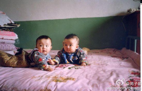 韩国最帅双胞胎兄弟_胖墩成男神 北大最帅双胞胎网络走红(组图)_新浪教育_新浪网