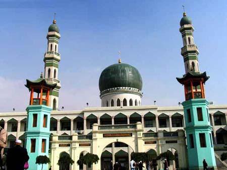 最大的清真寺_组图:西北地区最大的清真寺--东关清真大寺_新浪教育_新浪网