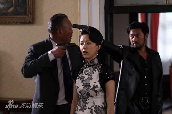 黑网电视剧_资料图片:电视剧《黑色名单》精彩剧照(8)
