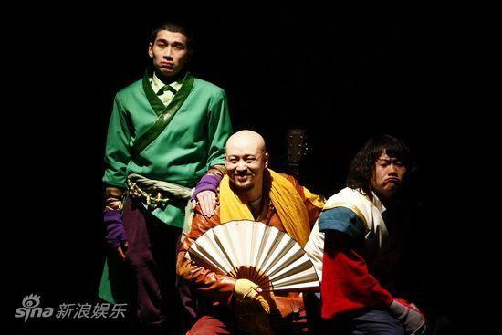 十八代_三个男人一台戏《祖宗》上演老男孩间的真友情_影音娱乐_新浪网