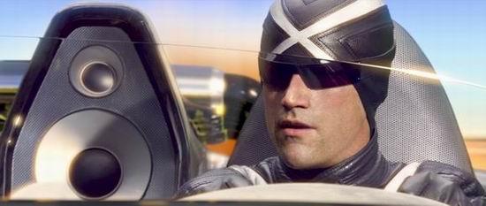 資料:《極速賽車手》人物介紹--神秘賽車手x圖片