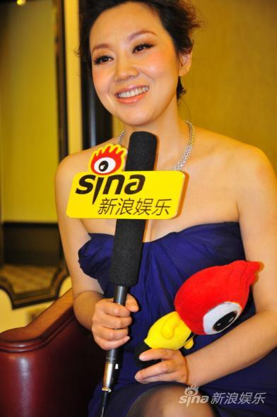 闫妮:想演老板娘以外的角色想演张艺谋新片