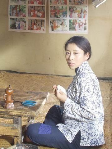 孕妇牲交电影_电影《望娃》杀青 贾媛媛孕妇造型首度曝光(图)