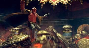 地狱男爵2-黄金_北美票房:奥斯卡战线《地狱男爵2:黄金军团》_影音娱乐_新浪网
