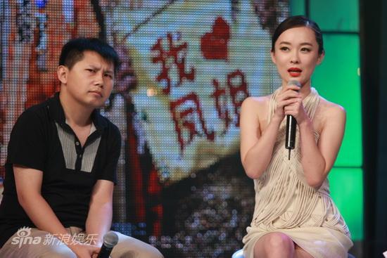 何云伟历任妻子_图文:《龙凤店》首映-何云伟和霍思燕