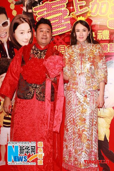 2012我爱hk喜上加喜_图文:曾志伟新片首映-演员出席活动_影音娱乐_新浪网