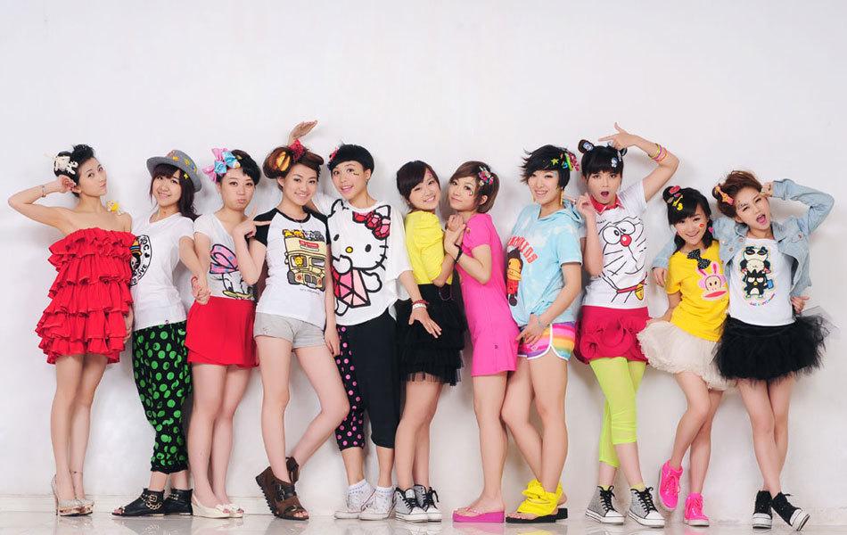 2011年快女12强_2011快乐女声-2011年快乐女声十二强真实排名