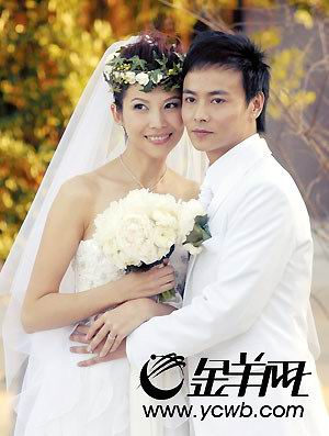 Celebrity Weddings: Ada Choi & Max Zhang | JayneStars.com