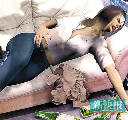 我大被鸡吧强奸了_香港音乐人李铭豪涉嫌醉酒强奸已立案