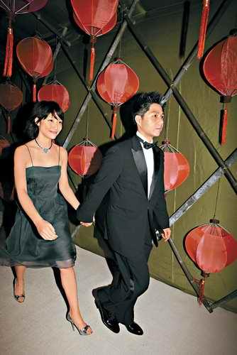 谈_陈冠希前女友陈文媛(bobo)与男友金紫耀已到达谈婚论嫁阶段.