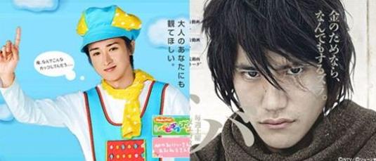 哥哥日_日剧《唱歌的哥哥》(左)与《守财奴》