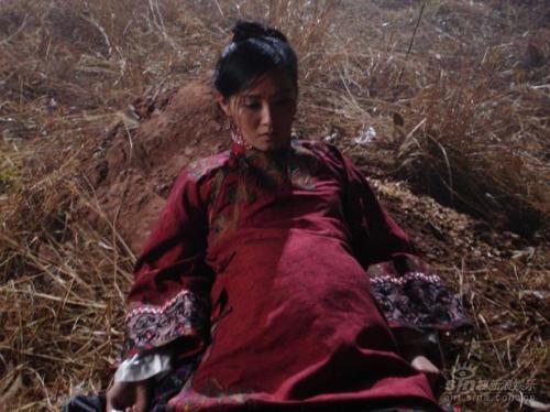 孕妇牲交电影_白庆琳在剧中孕妇造型