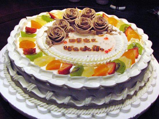 妈妈生日蛋糕_生日蛋糕