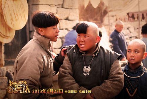 新小小飞虎队电影_《小小飞虎队》将映 童星爆笑上演大联欢  《小小飞虎队》 张一 ...