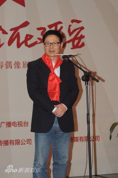 张华立_图文:《我的青春在延安》杀青-总监张华立