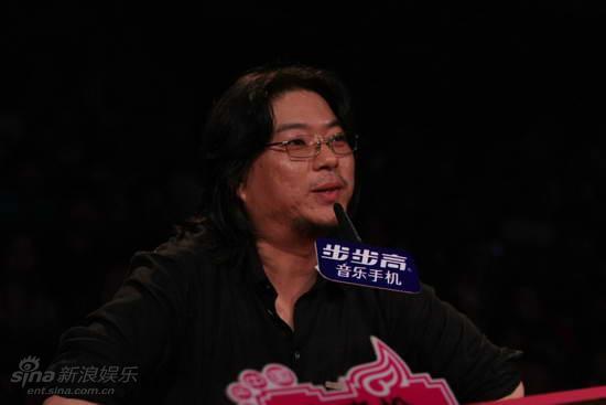 曾轶可再成总决赛焦点高晓松领衔评委暗战(图)