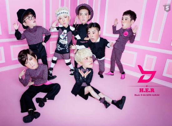 大头娃娃歌曲_韩团Block B曝新专辑萌版大头娃娃宣传照 Block B 宣传照_新浪娱乐 ...