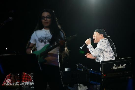 赵传经典歌曲_图文:赵传北京演唱会-演唱经典歌曲_影音娱乐_新浪网