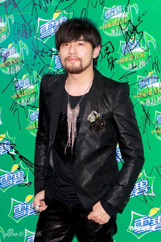 > 正文    新浪娛樂訊 2月28日,2009年中國原創音樂流行榜頒獎典禮圖片