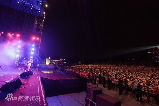 保利公园198_图文:热波音乐节第二日-音乐节观众_影音娱乐_新浪网