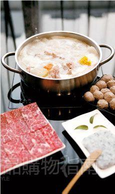上等牛肉配上好的汤煲,暖在心里。