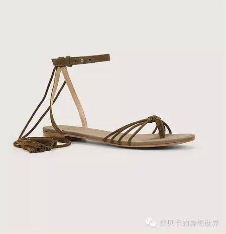 五款最火平底鞋,哈比人穿上也能有自信! 平底鞋 单品 凉鞋 新浪时尚 新浪网