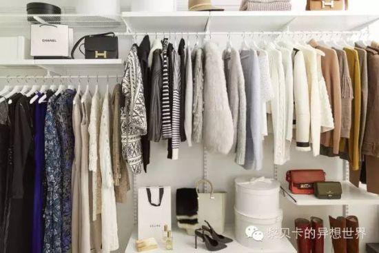 羊毛衫网_如何把无限的衣服收进有限的衣柜里 收纳 衣柜_新浪时尚_新浪网