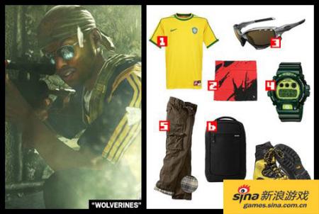 Сайт Марка Эко советует, как одеваться в стиле Modern Warfare 2.