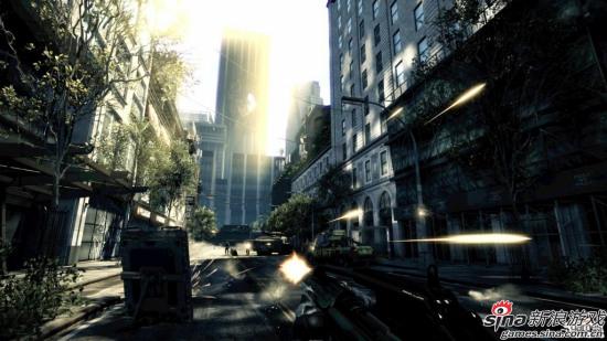孤岛危机2末日之战_《孤岛危机2》家用机版游戏画面公开_电视游戏_新浪游戏_新浪网