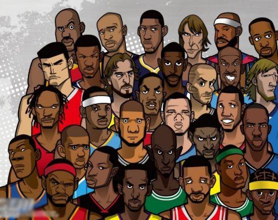 篮球经营类网页游戏_《范特西篮球经理》带你勇闯NBA顶级联赛_网页游戏_新浪游戏_新浪网