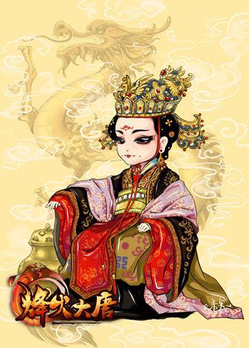 武媚娘 传奇 台 版