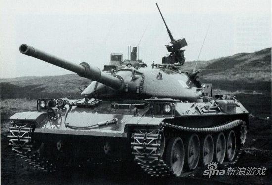 坦克世界stb-1_《坦克世界》日系十级中坦STB-1_网络游戏_新浪游戏_新浪网