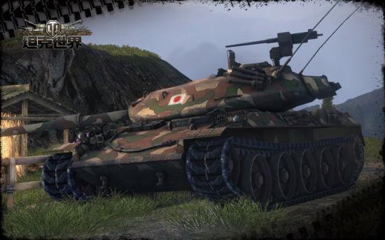 坦克世界stb-1_R系STB-1助力坦克世界主战坦克之风_网络游戏坦克世界_官方合作 ...