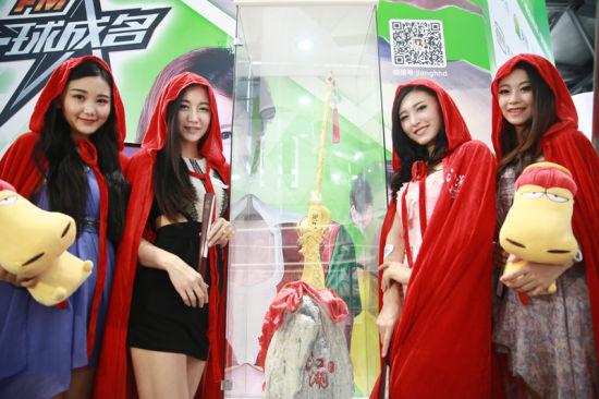 �ycj�`�_2014年chinajoy已经开幕,作为国内游戏业最大的