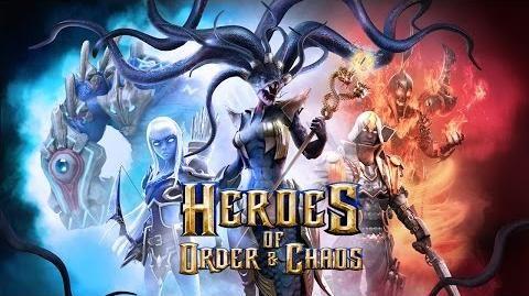 混沌模式_《混沌与秩序之英雄战歌》更新圣诞版