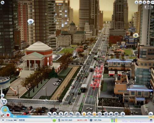 进城_《模拟城市5》单城生态建筑 快速致富(4)_游戏攻略_单机游戏0 ...