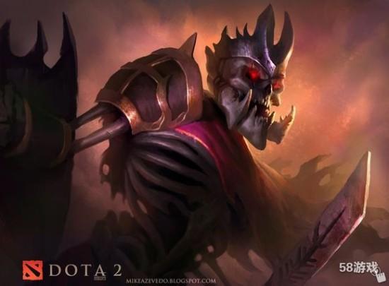 dota2骷髅王不见了_科普向:骷髅王的历史渊源以及创作历程(2)-DOTA2官网合作专区 ...