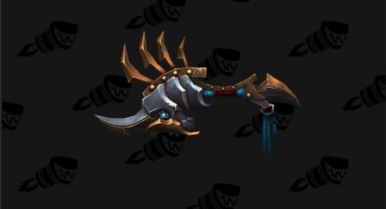 双手剑幻化_备战德拉诺之王 魔兽6.0地下城挑战黄金武器幻化-新浪魔兽世界专区